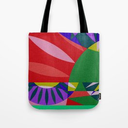 My Psychedelic God Maia Tote Bag