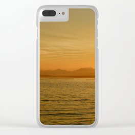 Ferry Clear iPhone Case