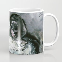 Jilles, the Sad Versailles Harlequin Coffee Mug