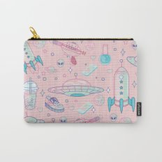 Magical Space Babe Pattern Carry-All Pouch