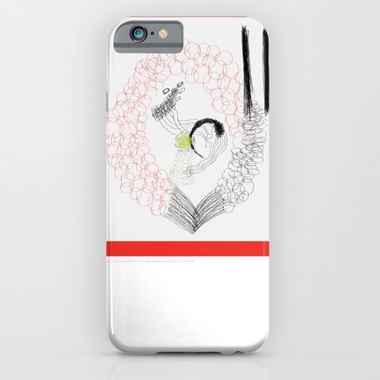 Ethernal Catharsis iPhone & iPod Case
