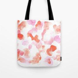 180527 Abstract Watercolour 19  | Watercolor Brush Strokes Tote Bag