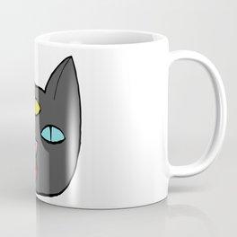 Three Eyes Coffee Mug