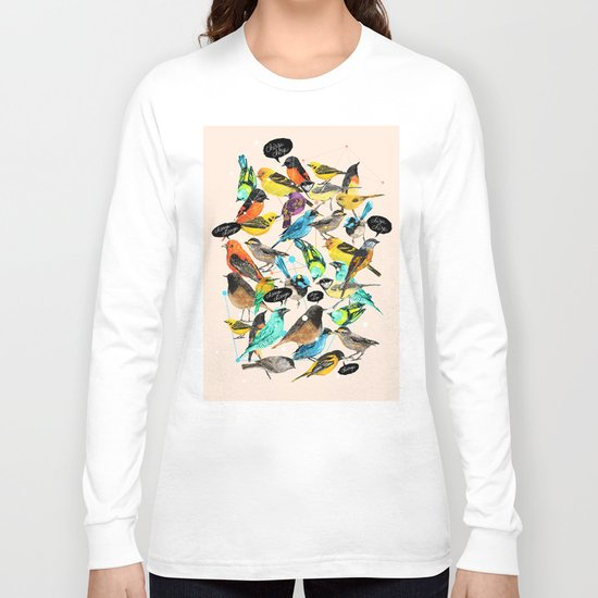 Chirp Chirrup Long Sleeve T-shirt