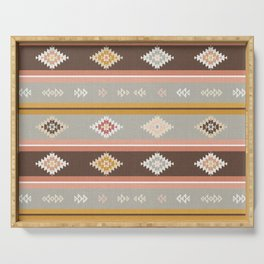 Vintage Kilim (small) Serving Tray