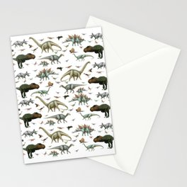 MESOZOIC´S FRIENDS Stationery Cards