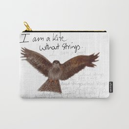 Kite Bird Carry-All Pouch
