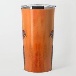 Orange Chicken Travel Mug