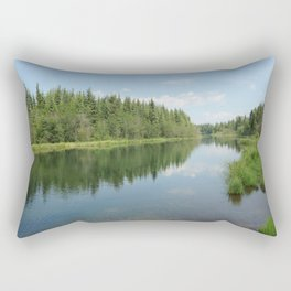 Alaskan Wild Rectangular Pillow