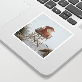 Summer at the beach - Landscape and Nature Photography Sticker