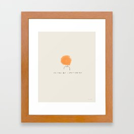 Modern Technology Framed Art Print