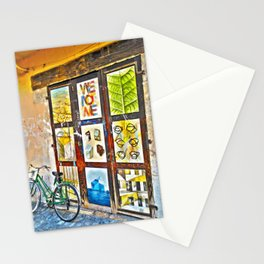 Street Wonder Stationery Cards