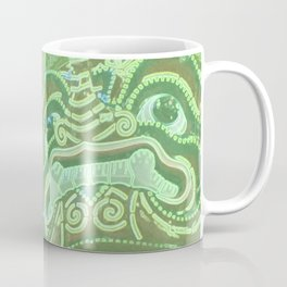 gooey-eyed god Coffee Mug