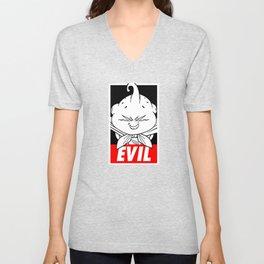 Evil - Buu Unisex V-Neck