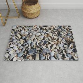 Sanibel Island Seashells I Rug