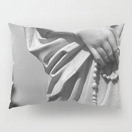 Hands That Pray Pillow Sham