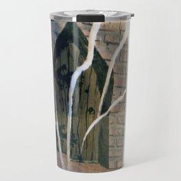 magic door Travel Mug