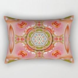 Victoria Rose Rectangular Pillow