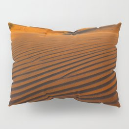 Golden Desert  Pillow Sham