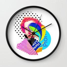 Felix Mendelssohn Wall Clock