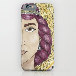 Priscilla iPhone Case