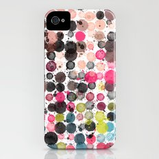 Paint Ball Party! iPhone (4, 4s) Slim Case