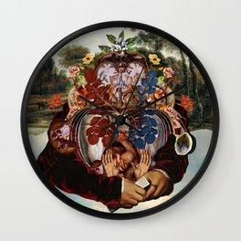Polyphêmos Wall Clock