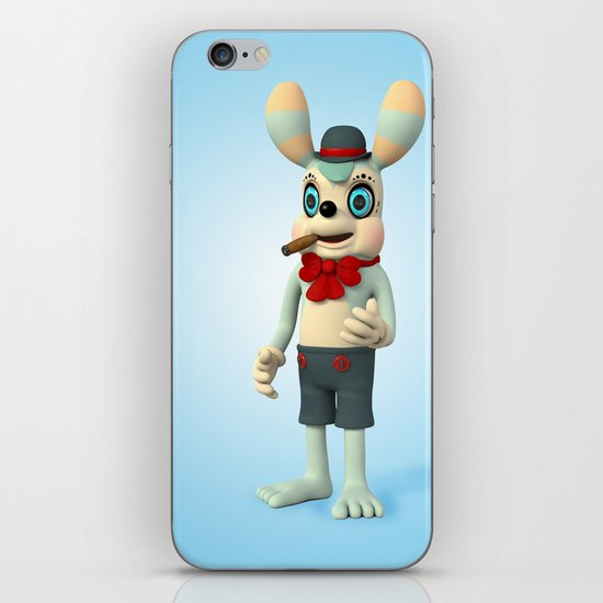 Marv iPhone & iPod Skin
