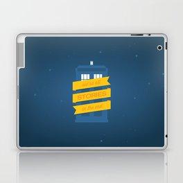 Stories Laptop & iPad Skin