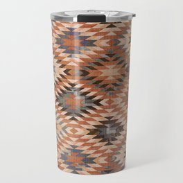 Arizona Southwestern Tribal Print Travel Mug