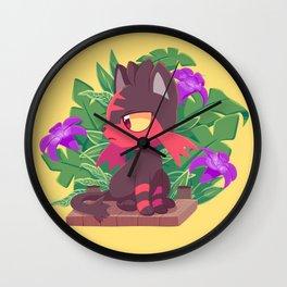 Litten Wall Clock