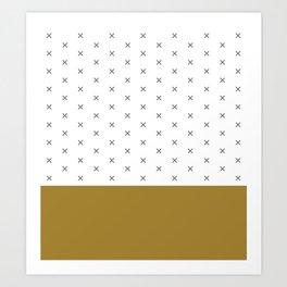 Collette Art Print