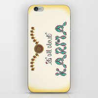 karma iPhone & iPod Skins featuring Karma by famenxt
