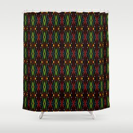 Fall 2015 pattern 2 Shower Curtain