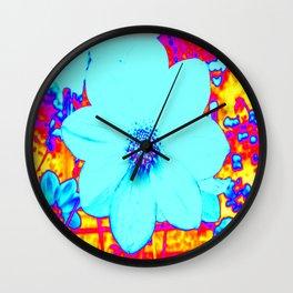 Cosmic Delight Wall Clock
