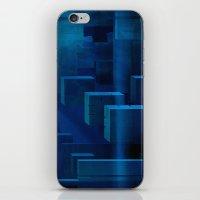 michael scott iPhone & iPod Skins featuring Scott by Kunstbehang / Edwin van Munster