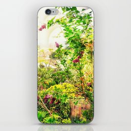 A piece of paradise iPhone Skin