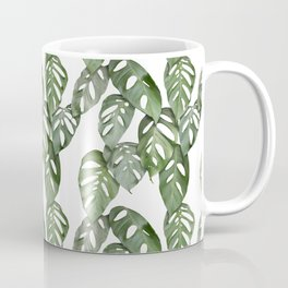 Monstera Obliqua Coffee Mug