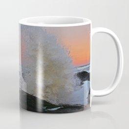 Strawberry Sunrise Splash Coffee Mug