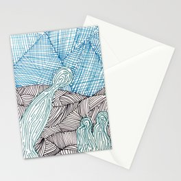 Excursion Stationery Cards