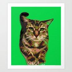 Ferrell Art Print