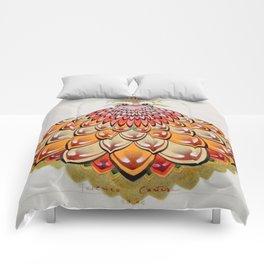 angel butterfly Comforters