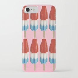 Bomb Pop Summer iPhone Case