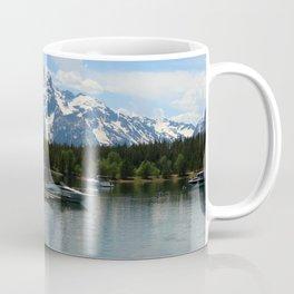 Beautiful Summerday At Colter Bay Coffee Mug