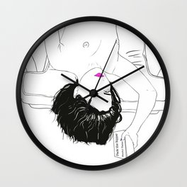 doctor, doctor Wall Clock