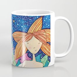Mermaid Joy Coffee Mug