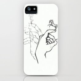 S vs. J iPhone Case
