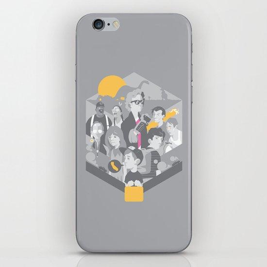 The Wizard iPhone & iPod Skin