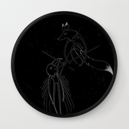 Old Gods Wall Clock