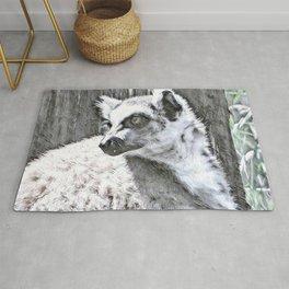 Impressive Animal - Katta Rug